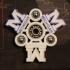 Michigan Fidget Spinner - Wingnut2k image