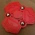 Ohio State Buckeyes Fidget Spinner - Wingnut2k #1 image