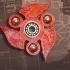 Cardinal Fidget Spinner - Wingnut2k #1 image