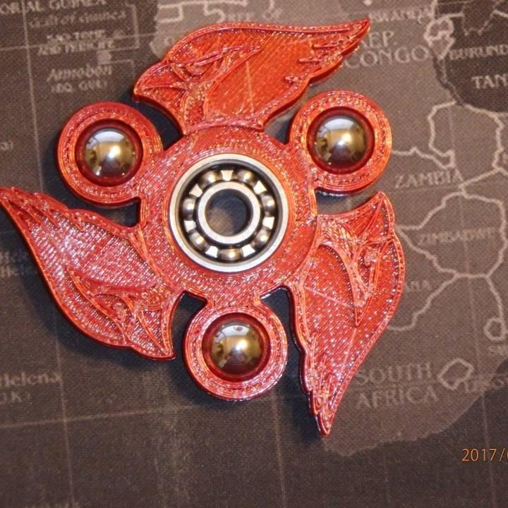 Cardinal Fidget Spinner - Wingnut2k #1