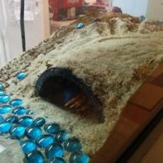 Hermit Crab Arch House