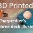 Charpentier's three deck illusion - International Edition image