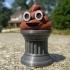 Poop Emoji Trophy image