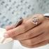 Nautilus Ring, Seashell Ring, Shell Jewellery image