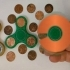 PENNY TRI SPINNER - Fidget Toy image