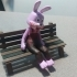 Silent hill 3 rabbit image