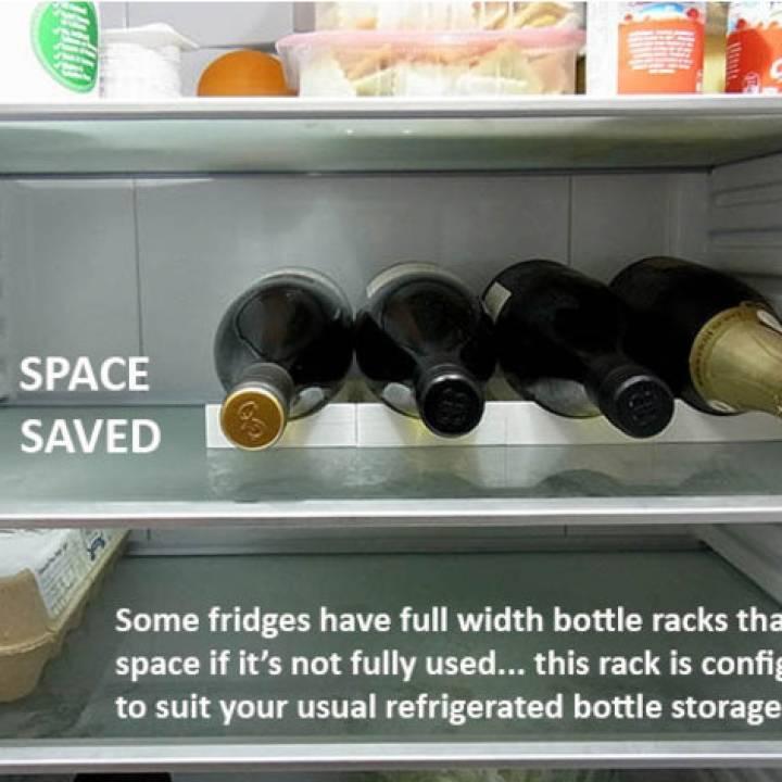 Bottle Rack (for use in Refrigerators)