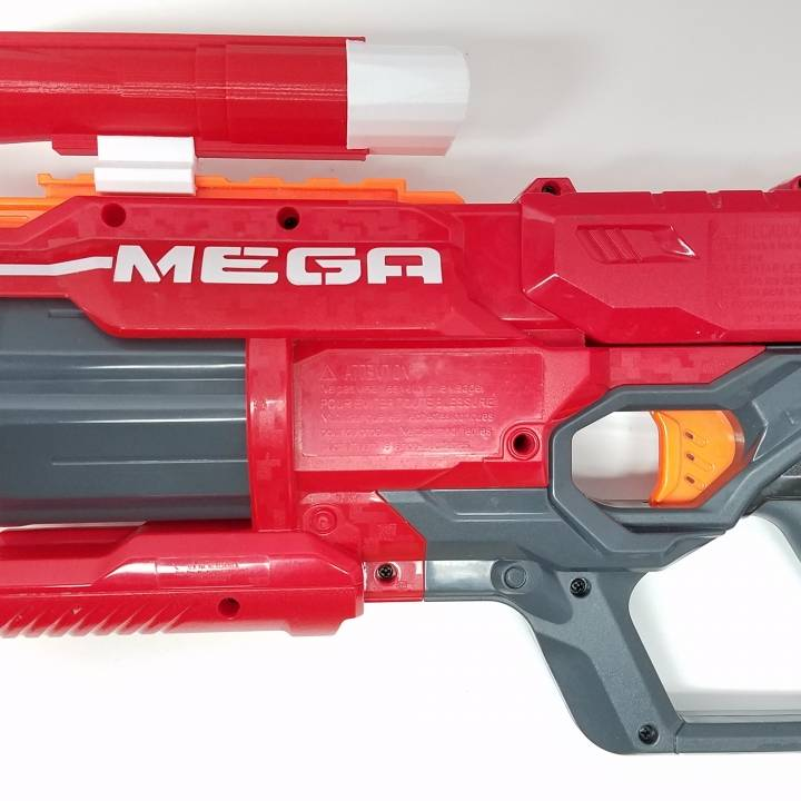 Nerf gun Scope Attachment