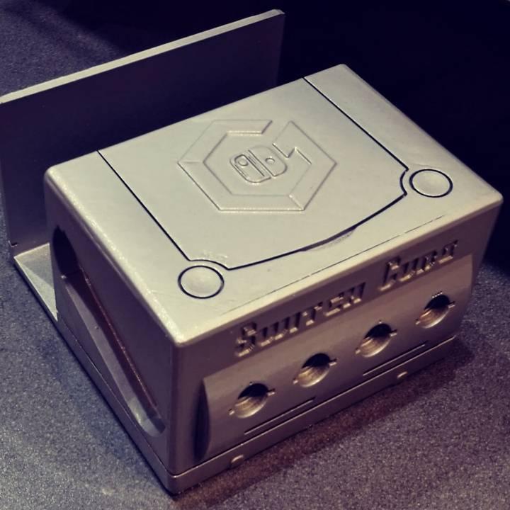 3d printable nintendo switch cube easy to print by edoardo ciaraldi