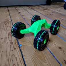 Picture of print of Bearing Car Toy