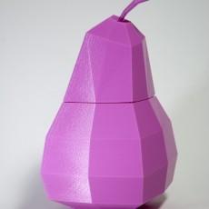 Pear Casket