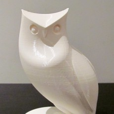 Picture of print of Owl