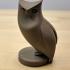 Owl print image