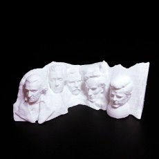 mount rushmore trophy