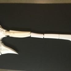 Dawnguard Axe (Skyrim)