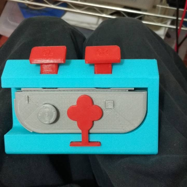 Accessibility stand for the Nintendo Switch Joy-Con