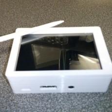 Raspberry Pi3 LCD 3,5  Case & Touch Pen