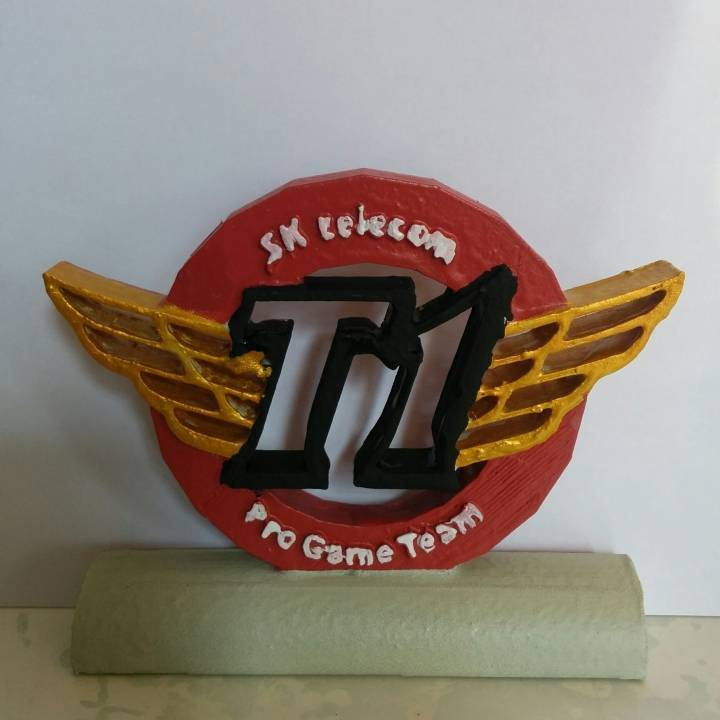 Logo SK Telecom T1 de League of Legends