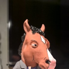 Picture of print of Bojack