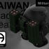 Taiwan Black_bear Military [Only MASK] image