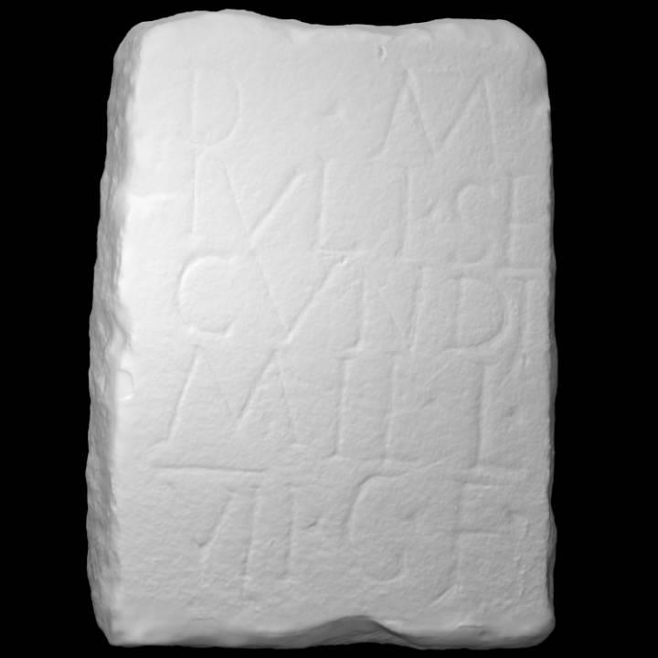 Julius Secundus Funerary Inscription
