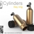Cylinders [Key ring] image