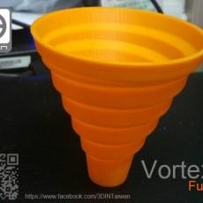 Vortex funnel