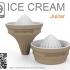 Ice cream juicer image
