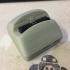 Mini Nintendo Switch docking station print image