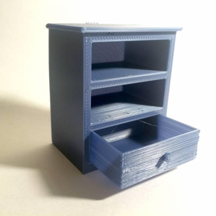 3d printable nightstand