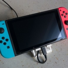Print-in-Place Folding Nintendo Switch Stand