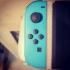Nintendo Switch attachable grip print image