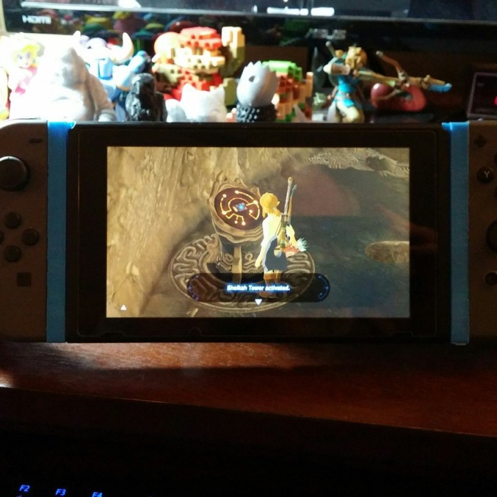 Picture of print of Nintendo Switch attachable grip This print has been uploaded by Other