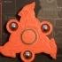 Cardinals Fidget Spinner - Wingnut2k #2 image