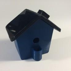 Mokacam Birdhouse