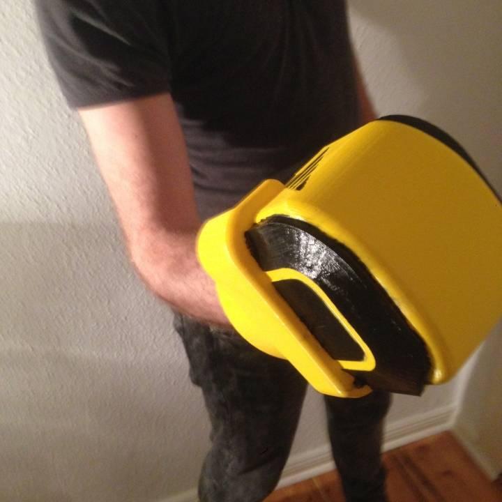 3D Printable Joy-Con Boxing Gloves By Felix