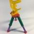 Moka Tripod Full 3D Print image