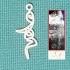 Personalised Saudi Font Earring image