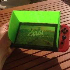 ZELDA Themed Nintendo Switch Sun Shield