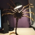 Agisis Ultimate Alien Face Hugger (40in x 23in - LIFE SIZE!) print image