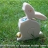 Easter Egg Dispenser Bunny image