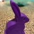 Easter Egg Dispenser Bunny print image