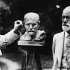 Bust of Sigmund Freud image