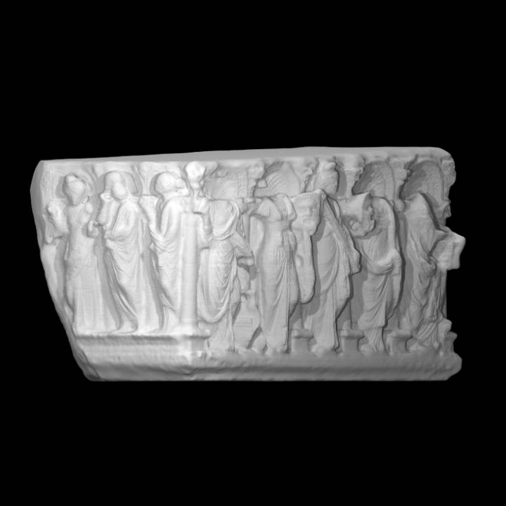 Sarcophagus of Muses