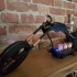 Motorcycle Chopper Nixie clock primary image