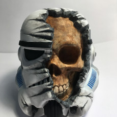Picture of print of Star Wars Death Trooper