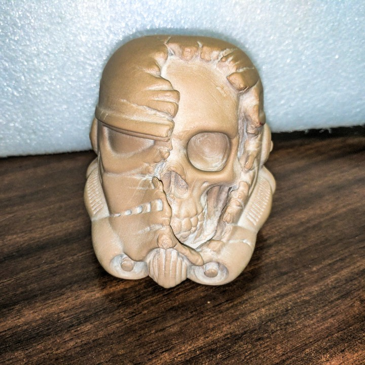 Picture of print of Star Wars Death Trooper This print has been uploaded by Joel Rivera