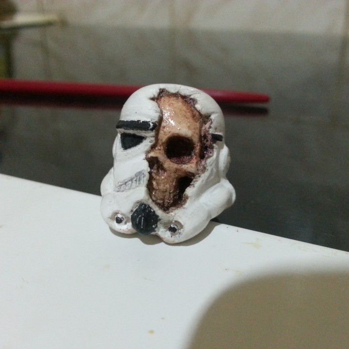 Picture of print of Star Wars Death Trooper This print has been uploaded by Kezia