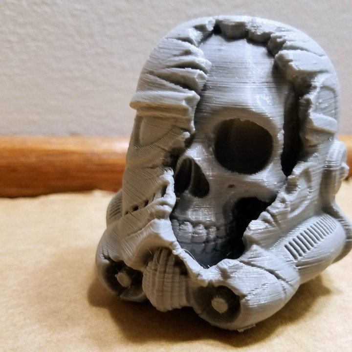 Picture of print of Star Wars Death Trooper This print has been uploaded by Joel Bonasera