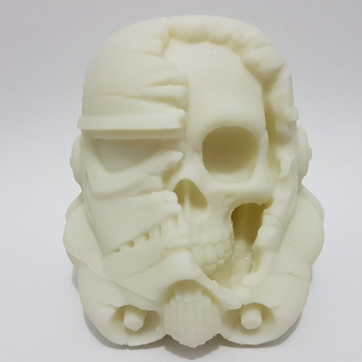 Picture of print of Star Wars Death Trooper This print has been uploaded by Heru Hur